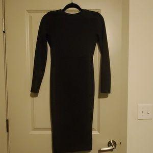 Elegant all purpose black dress